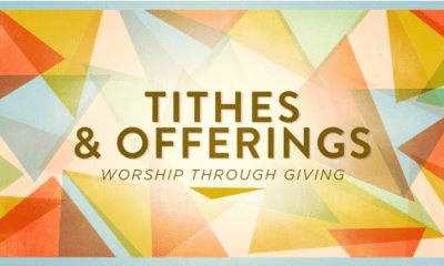 Fight breaks out in church over tithe