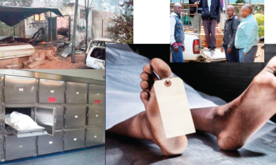 My wife has to be drunk before making love with me –Mortuary attendant