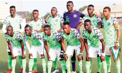 AAG 2019: Flying Eagles qualify for semis