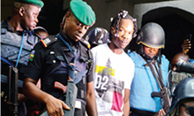 Court adjourns Naira Marley's accelerated trial to October