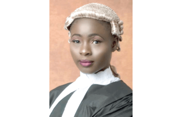 Why I developed love for Air, Space Law – Jide-Omole