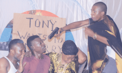 Rousing reception for 12th Jos Festival of Theatre