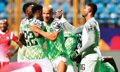 How the Super Eagles soared past sterile Bafana Bafana