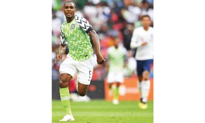 NIGERIA VS BURUNDI:  Ighalo leads Eagles' goals charge