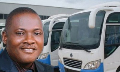 Innoson's new automated auto plant opens in Nnewi