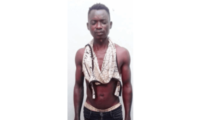 Man defiles neighbour's eight-year-old girl