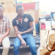 Mosalasi in Old Ojo where all stolen items are bought, resold
