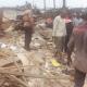 Traders in tears as government demolished Agboju Market Festac