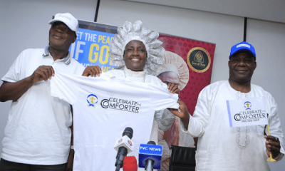 Rev. Mother Esther Ajayi preaches national unity ahead of Comforter 2019 programme