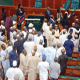 Fracas in House of Reps
