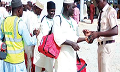 Nigeria's pilgrims land in S'Arabia as countdown to Hajj rites begin