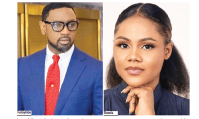 COZA: Police invite Timi Dakolo, wife to Abuja for 'criminal conspiracy'