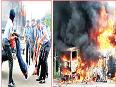 SHI'ITES' BLOODY PROTEST: DCP, 11 civilians killed as Shi'ites' protest turns bloody