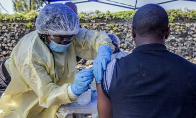 Congo to start using Ebola vaccine November
