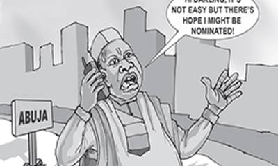 PDP's emerging crisis