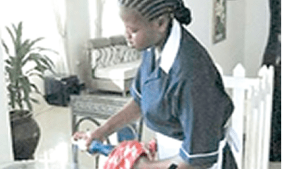 Domestic helps as  necessary evils at home