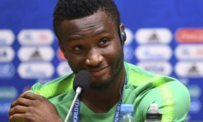 Finally, Mikel quits Eagles