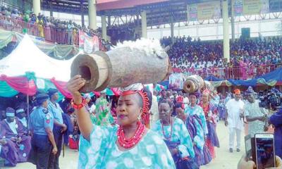 Ado Ekiti: Udiroko Festival 2019 beckons the world