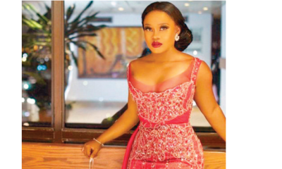 Cee-C goes braless in new photo