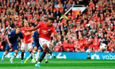 EPL: Liverpool maintain perfect start, Palace stun Man United