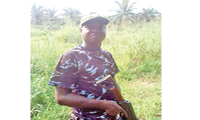 Let's avenge our colleagues' killing, says policeman on Facebook