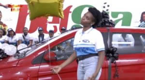 BBNaija (S4): Khafi wins N7.6m car