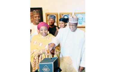 Excitement as Mohammadu Indimi celebrates at 72