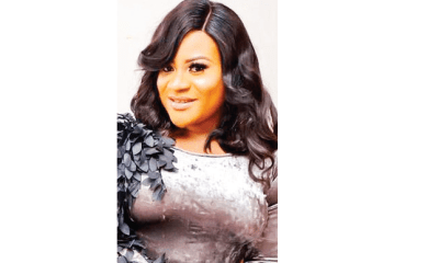 How Toyin Abraham slumped during pregnancy, by Nkechi Sunday