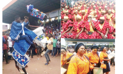 OJUDE OBA 2019 FESTIVAL: Thrills and colours of a communal feast