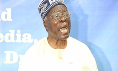Afenifere, YCE, youths kick as Akintoye emerges Yoruba 'leader'