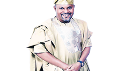 My movie, You and I, almost sent me to early grave –Saheed Balogun