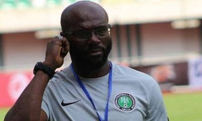Amapakabo invites Ezenwa, Udoh to Eagles'  camp
