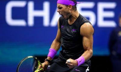 US Open: Nadal beats Cilic to make q'finals