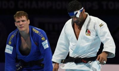IJF bans Iran for ordering athlete to withdraw from World Judo Tourney