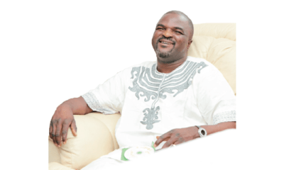 Why I couldn't travel abroad for a long time to perform –Obesere