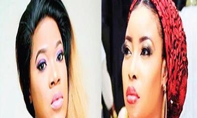 Lizzy Anjorin, Toyin Abraham fight dirty on social media