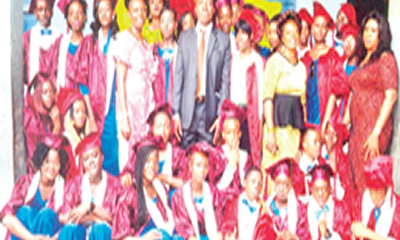 Bequest School holds valedictory, tasks parents to monitor wards' activities