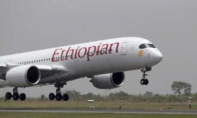 Ethiopian Airlines' revenue jumps with rise in passenger numbers