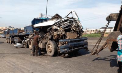 Many injured in Lagos auto crashes