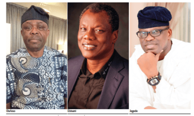 Gladiators seeking PDP's ticket ahead Ondo 2020
