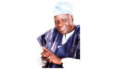 Veteran Nollywood actor, Baba Wande, signs multi million Naira deal Adron Homes