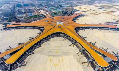China's new mega-airport ready to open