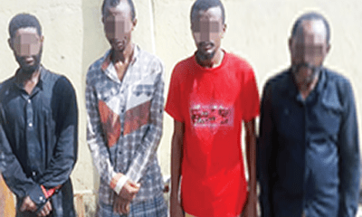 Why I orchestrated beheading of our gang leader –Kidnap suspect
