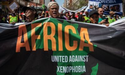 Xenophobia: SA minister demands better migration controls