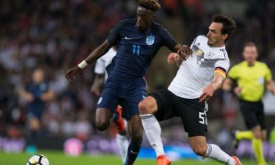 Tammy Abraham 'undecided' on England/Nigeria future
