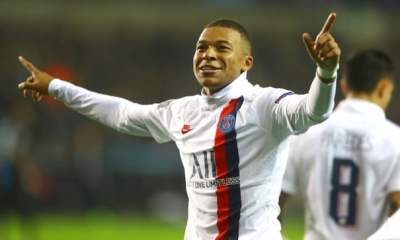 UEFA League roundup: Mbappé, Sterling score hat-tricks in PSG, City routs