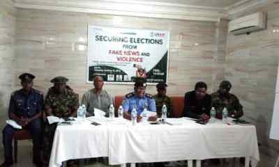 Bayelsa polls: We'll name, shame anyone spreading fake news – CDD