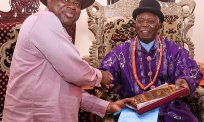 I will open up roads in Southern Ijaw if elected – Diri