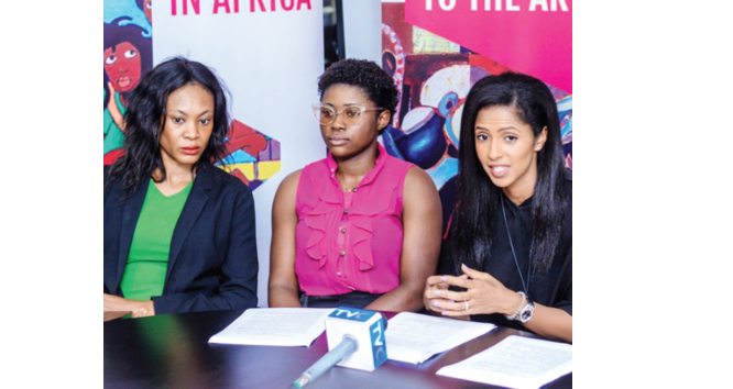 Impart Artist Fair: Using technology to promote art - New Telegraph Newspaper