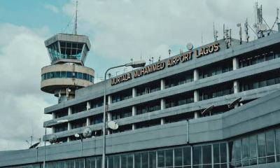 Passenger dies while waiting to board flight at Lagos airport